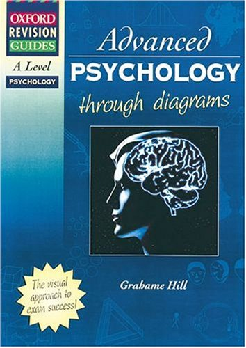 9780199171682: Advanced Psychology Through Diagrams (Oxford Revision Guides)