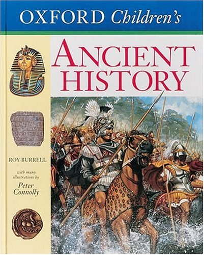 9780199171873: Oxford Children's Ancient History