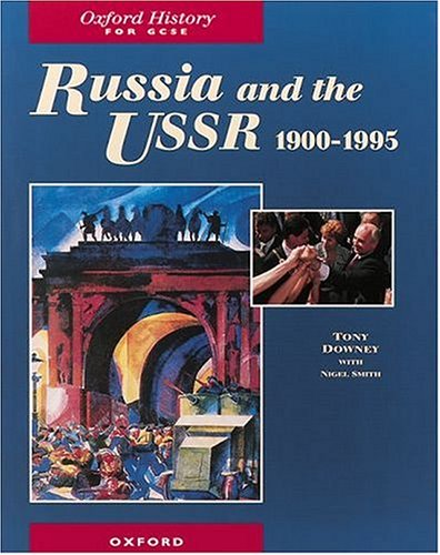 9780199172481: Russia and the USSR, 1900-1995