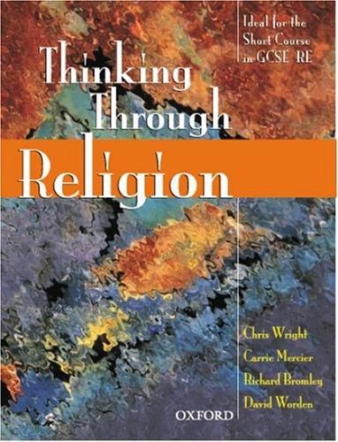 9780199172573: Thinking Through Religion