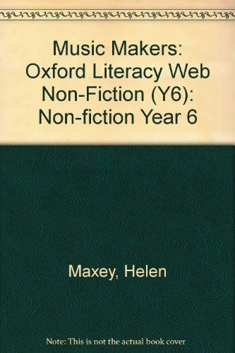9780199174638: Oxford Literacy Web: Non-fiction Year 6