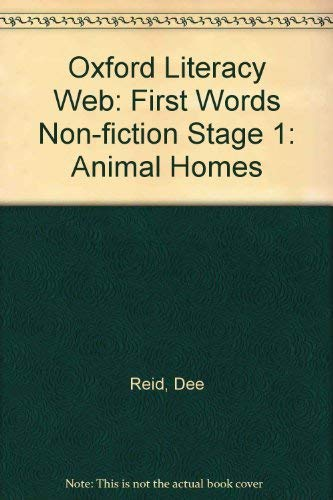 9780199174768: Oxford Literacy Web: First Words