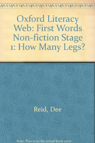 9780199174799: Oxford Literacy Web: First Words