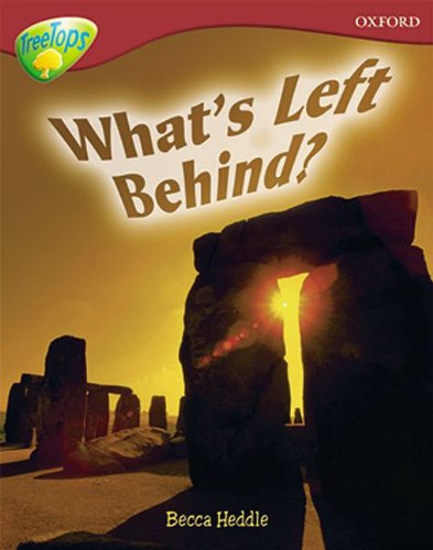 9780199179381: Oxford Reading Tree: Level 15: Treetops Non-Fiction: What's Left Behind?