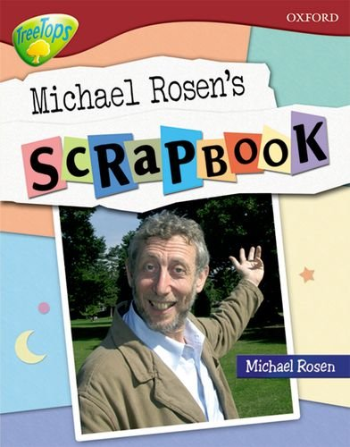 9780199179411: Oxford Reading Tree: Level 15: TreeTops Non-Fiction: Michael Rosen's Scrapbook