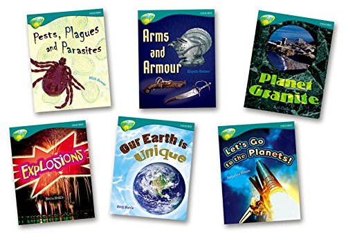 9780199179442: Oxford Reading Tree: Level 16: TreeTops Non-Fiction: Pack (6 books, 1 of each title)