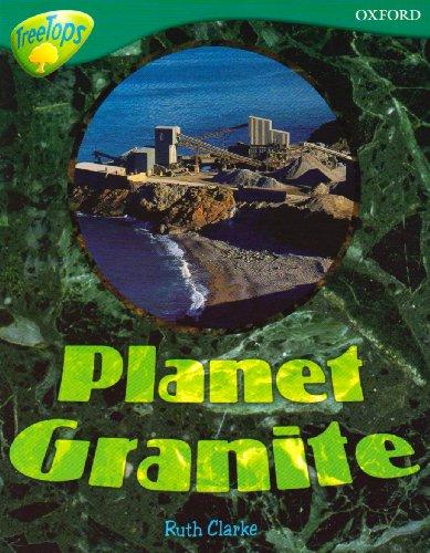 9780199179527: Oxford Reading Tree: Level 16: Treetops Non-Fiction: Planet Granite