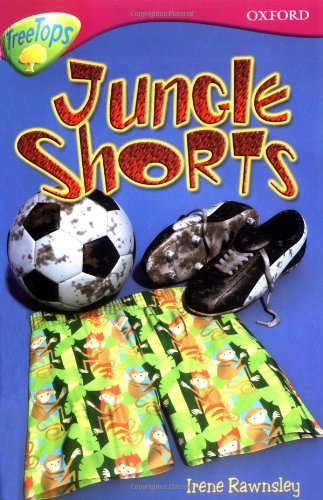 9780199179558: Oxford Reading Tree: Level 10: Treetops Stories: Jungle Shorts