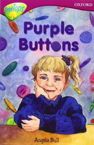 9780199179640: Oxford Reading Tree: Level 10: TreeTops More Stories A: Purple Buttons (Treetops Fiction)