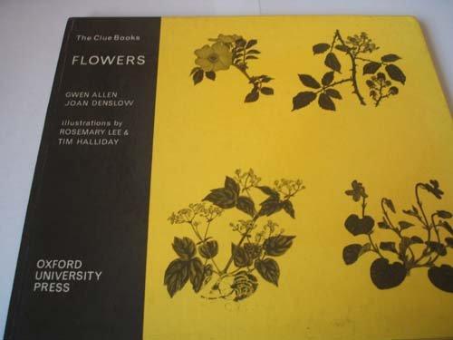 9780199180035: Flowers (Clue Books)