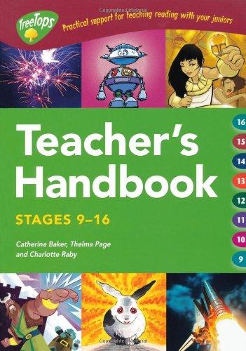 9780199180530: Oxford Reading Tree: TreeTops Teacher's Handbook