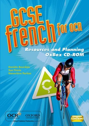 9780199180707: GCSE French for OCR Resources and Planning OxBox CD-ROM