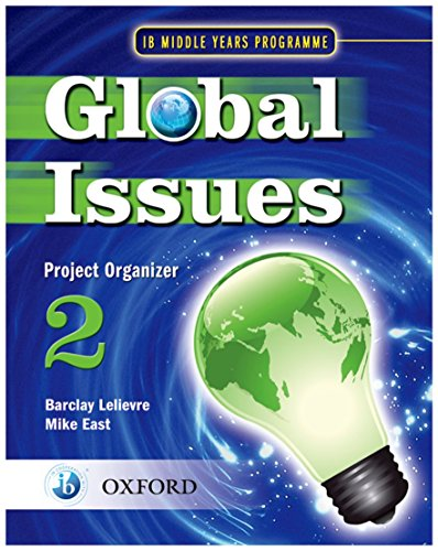9780199180806: Global Issues: MYP Project Organizer 2: IB Middle Years Programme