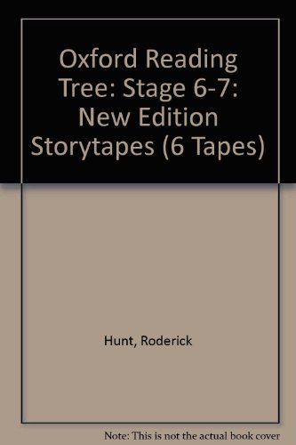 9780199183715: Oxford Reading Tree: Stages 6-7: New Edition Storytapes (6 Tapes)