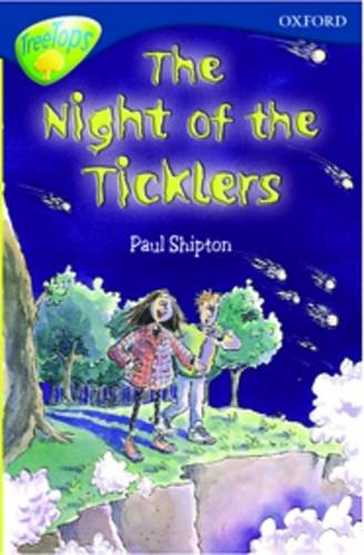 Oxford Reading Tree: Level 14: Treetops: New Look Stories: the Night of the Ticklers (0199184127) by Riordan, James; Shipton, Paul; Warburton, Nick; Clayton, David; Gates, Susan