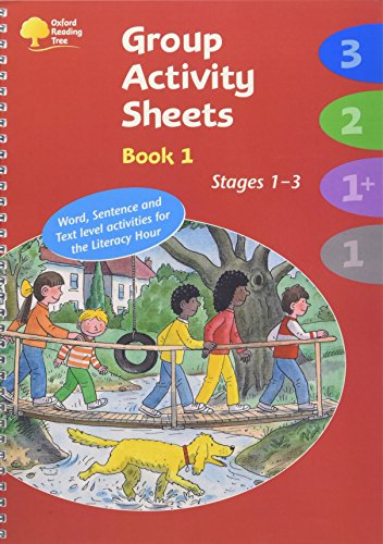 9780199184729: Oxford Reading Tree: Stages 1 - 3: Book 1: Group Activity Sheets
