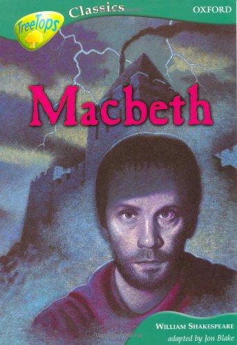 9780199184927: Oxford Reading Tree: Level 16B: TreeTops Classics: Macbeth
