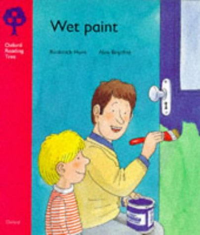 9780199185009: Oxford Reading Tree: Stage 4: More Stories: Wet Paint