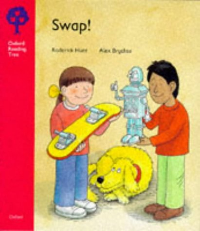 9780199185016: Oxford Reading Tree: Stage 4: More Stories: Swap!