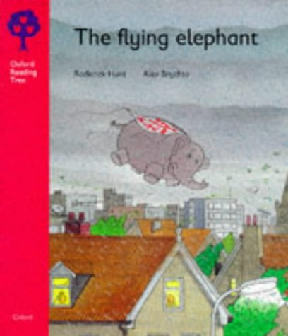 9780199185023: Oxford Reading Tree: Stage 4: More Stories: Flying Elephant