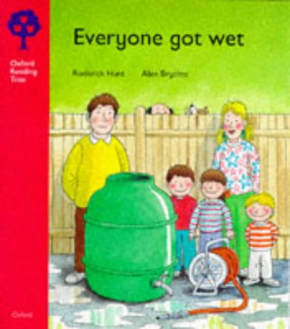 9780199185054: Oxford Reading Tree: Stage 4: More Stories: Everyone Got Wet