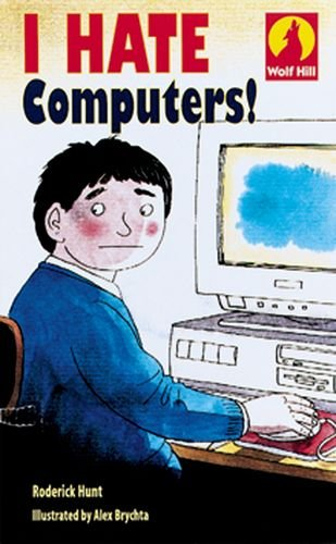 9780199186587: Wolf Hill: Level 1: I Hate Computers!