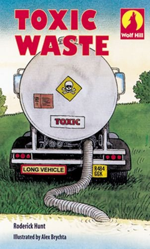 9780199186600: Wolf Hill: Level 1: Toxic Waste