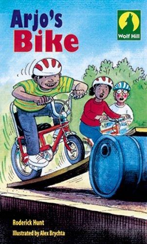 9780199186648: Wolf Hill: Level 2: Arjo's Bike