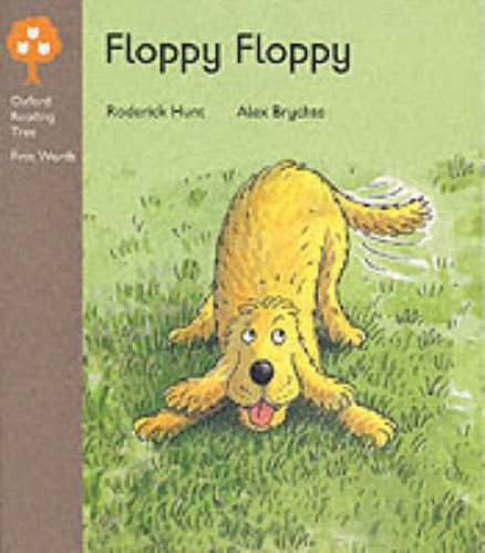 9780199186723: Oxford Reading Tree: Stage 1: First Words: Floppy Floppy