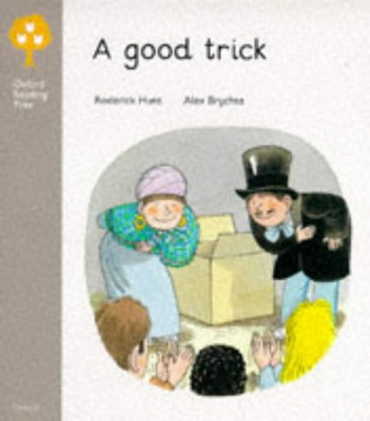 9780199186747: Oxford Reading Tree: Stage 1: First Words: Good Trick