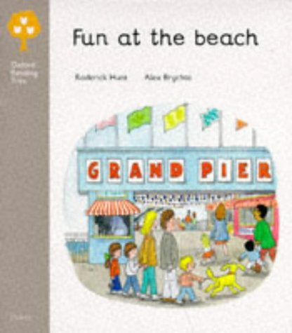 9780199186754: Oxford Reading Tree: Stage 1: First Words: Fun at the Beach