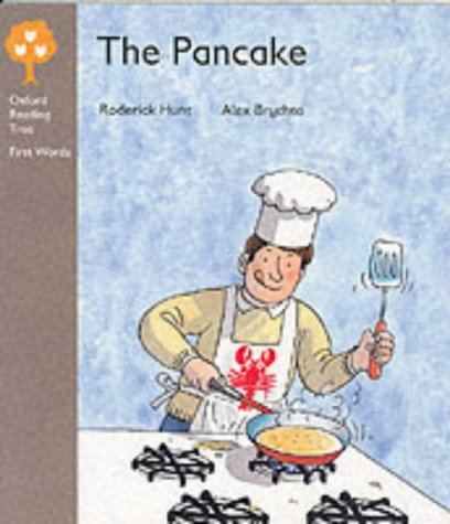 9780199186761: Oxford Reading Tree: Stage 1: First Words: Pancake