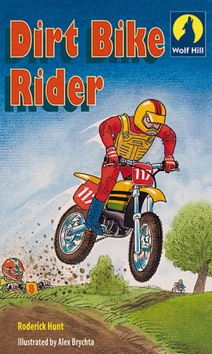 9780199187522: Wolf Hill: Dirt Bike Rider Level 4: Gizmo's Story