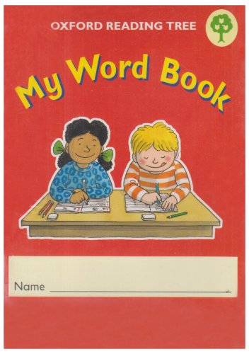 9780199188055: Oxford Reading Tree: Levels 1-5: My Word Book: Class Pack (36 Books)