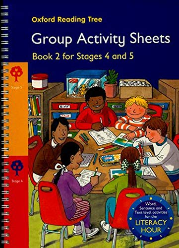 9780199189601: Oxford Reading Tree: Stages 4-5: Book 2: Group Activity Sheets