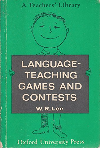 9780199190485: Language-teaching games and contests
