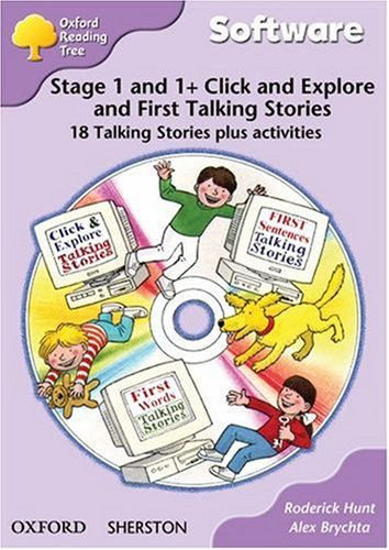 9780199190867: Oxford Reading Tree: Level 1+: First Phonics: CD-ROM: Unlimited User Licence