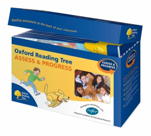 9780199191802: Oxford Reading Tree: Assess and Progress Boxed Pack
