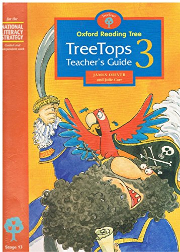 9780199192397: Oxford Reading Tree: Stages 13-13+: TreeTops: Teacher's Guide 3: Teacher's Guide