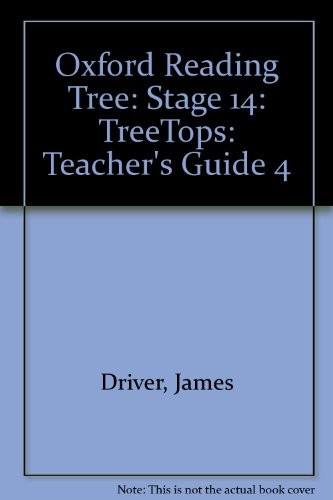 9780199192403: Oxford Reading Tree: Stage 14: TreeTops: Teacher's Guide 4