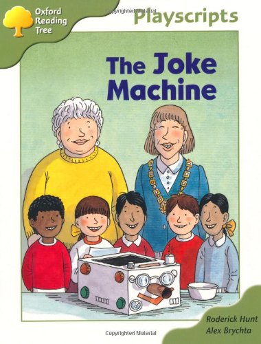 9780199192489: Oxford Reading Tree: Stage 7: Owls Playscripts: The Joke Machine