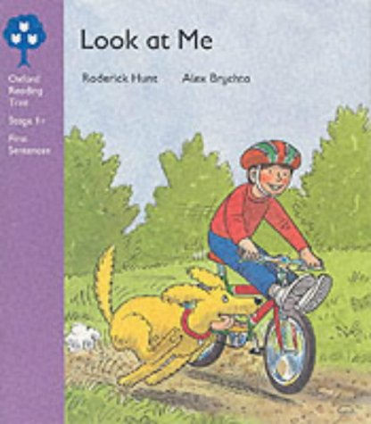 9780199192809: Oxford Reading Tree: Stage 1+: First Sentences: Look at Me