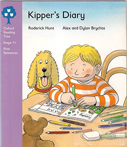 9780199192823: Oxford Reading Tree: Stage 1+: First Sentences: Kipper's Diary