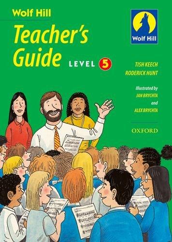 9780199193240: Wolf Hill: Level 5: Teacher's Guide: Teacher's Guide Level 5