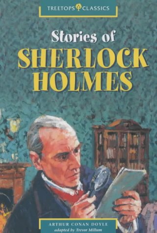 9780199193271: Oxford Reading Tree: Stage 16: TreeTops Classics: Sherlock Holmes: Stories of Sherlock Holmes (Oxford Reading Tree Treetops)