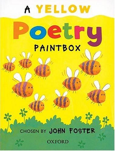 9780199193943: Poetry Paintbox: Yellow Poetry Paintbox (Poetry Paintbox Anthologies)