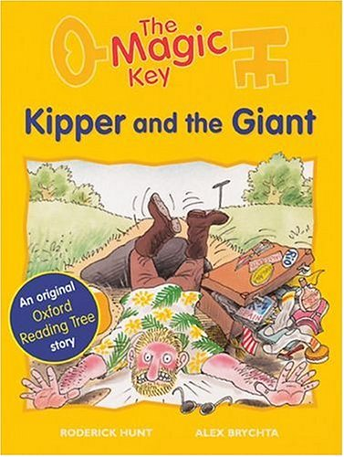 9780199194230: Oxford Reading Tree: Stages 6-7: Storybooks (Magic Key): Kipper and the Giant