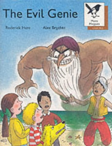 9780199194612: Oxford Reading Tree: Stage 8: More Magpies Workbooks: Evil Genie