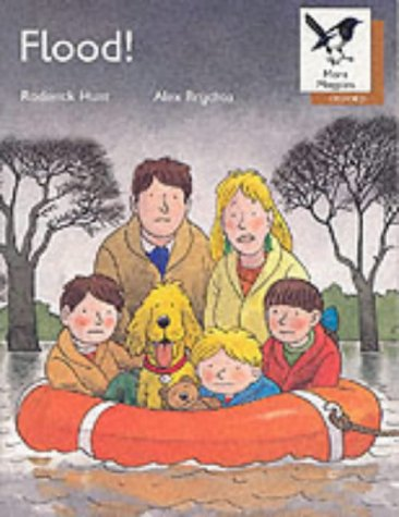 9780199194643: Oxford Reading Tree: Stage 8: More Magpies Workbooks: Flood!