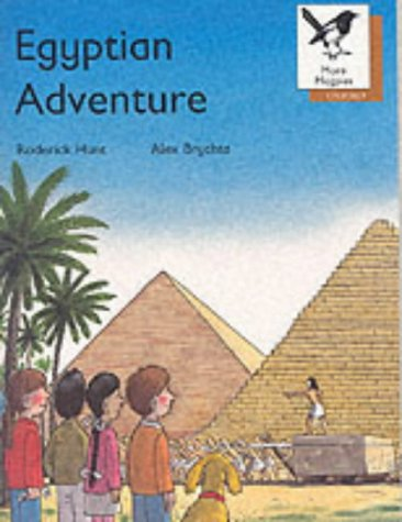 9780199194650: Oxford Reading Tree: Stage 8: More Magpies Workbooks: Egyptian Adventure